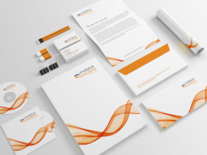 Mobius Consulting Corporate Stationery