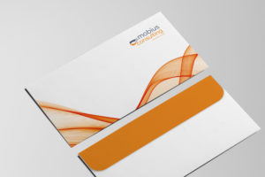 Mobius Consulting Envelopes
