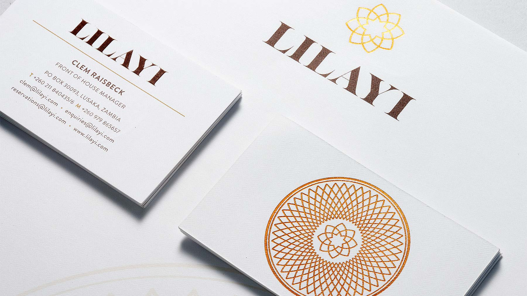 Business card design pure creative reheart Choice Image