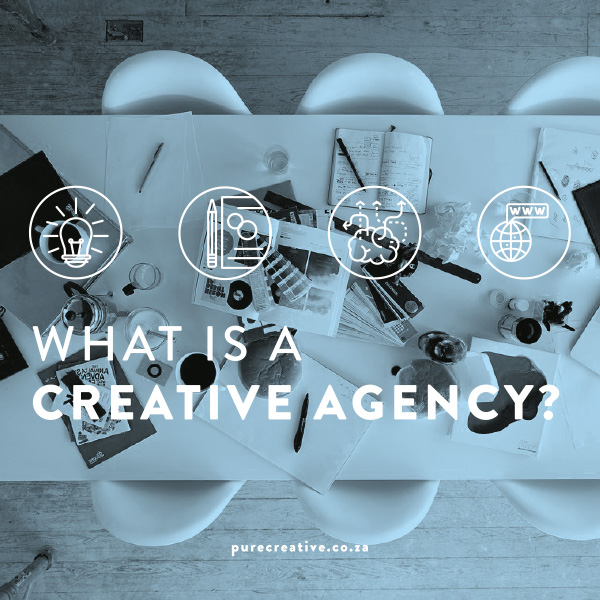 What is a creative agency