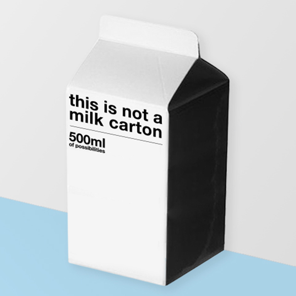 This is not a milk carton