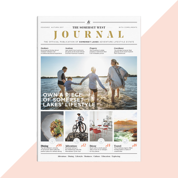 Somerset west journal cover issue 2