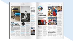 Somerset lakes Journal markets and Krafthaus