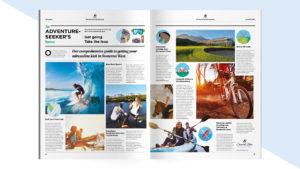 Somerset lakes Journal Adventure seekers