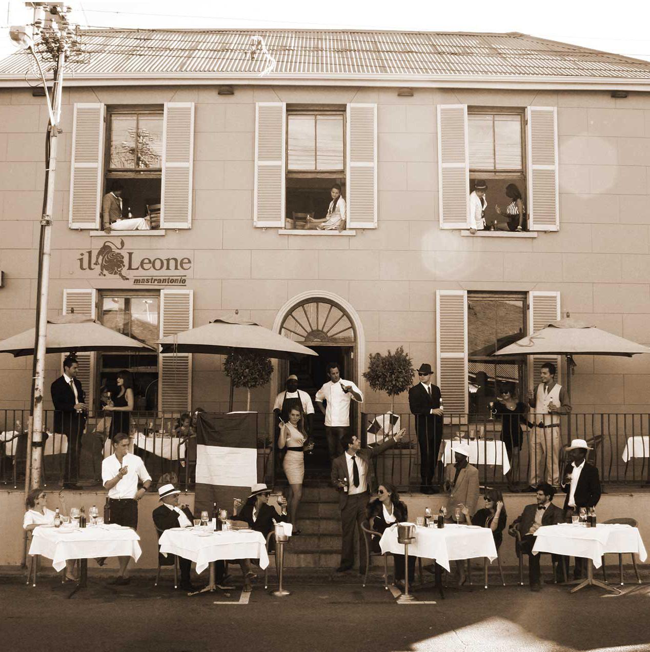 Il Leone restaurant