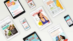vitalise magazine