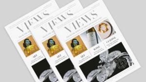 Wine estate publication