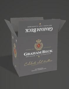 Graham Beck 6 Pack Box