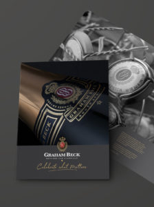 Graham Beck Folder