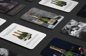 Graham Beck Tasting Notes Cards