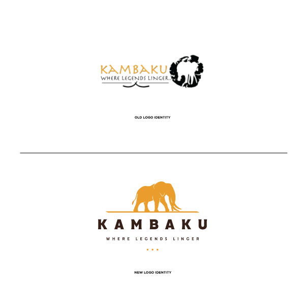 Kambaku Logo Old vs New