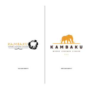 Kambaku Logo Old vs New