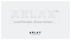 Arlax Logo Breakdown