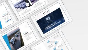 Arlax Digital Brochure