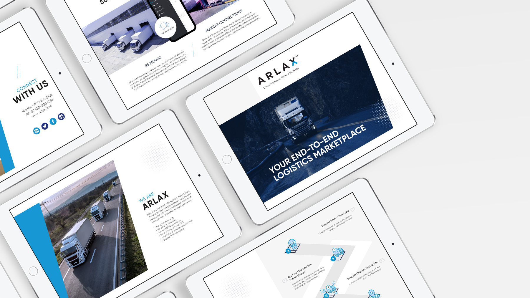 Arlax Digital Brochure