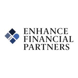 Enhance Financial Partners Logo Design