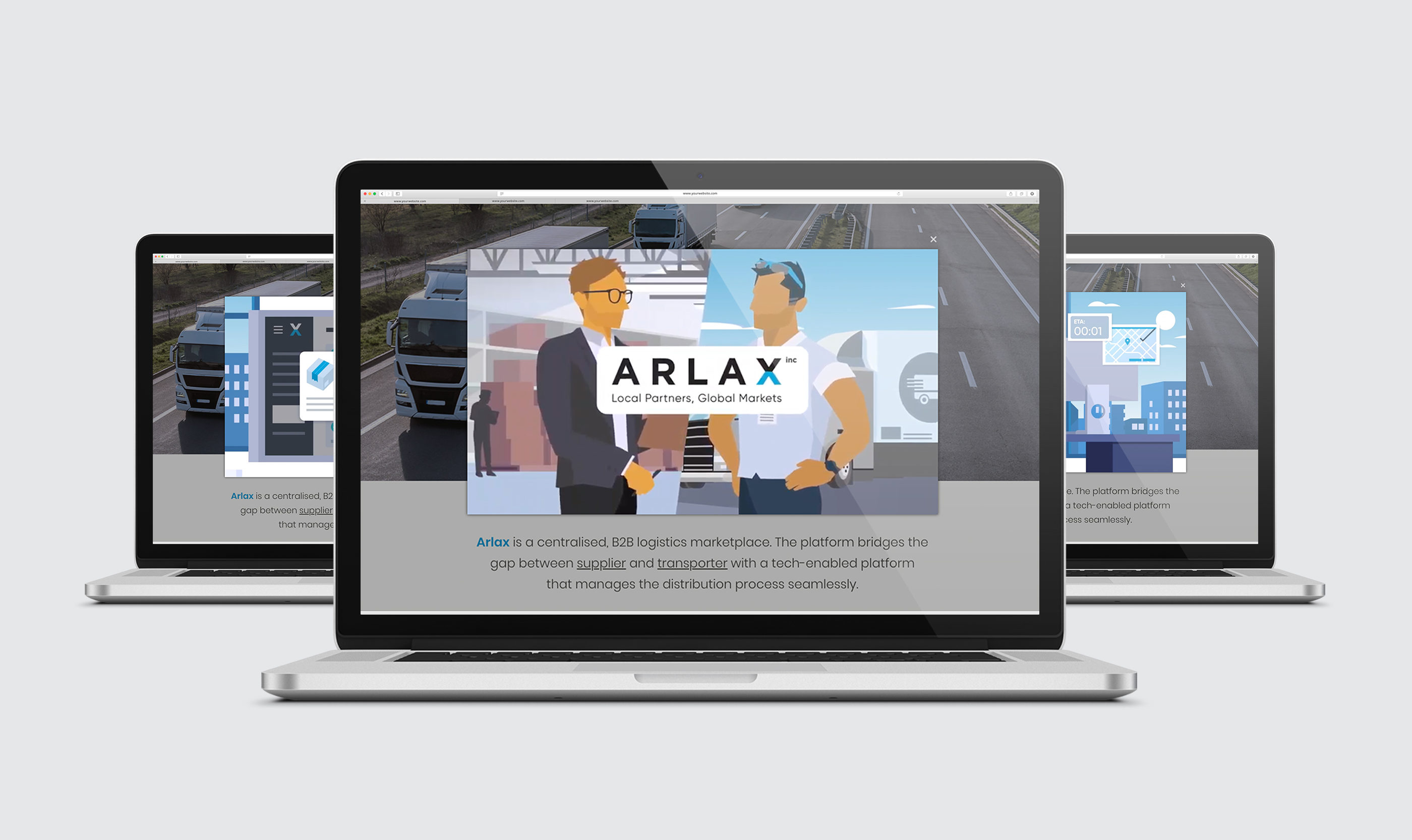 Arlax Explainer Video