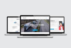 Arlax Website Design