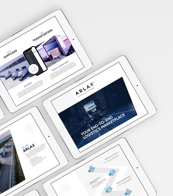 Arlax Brand Design