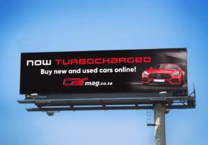 CAR Magazine Billboard
