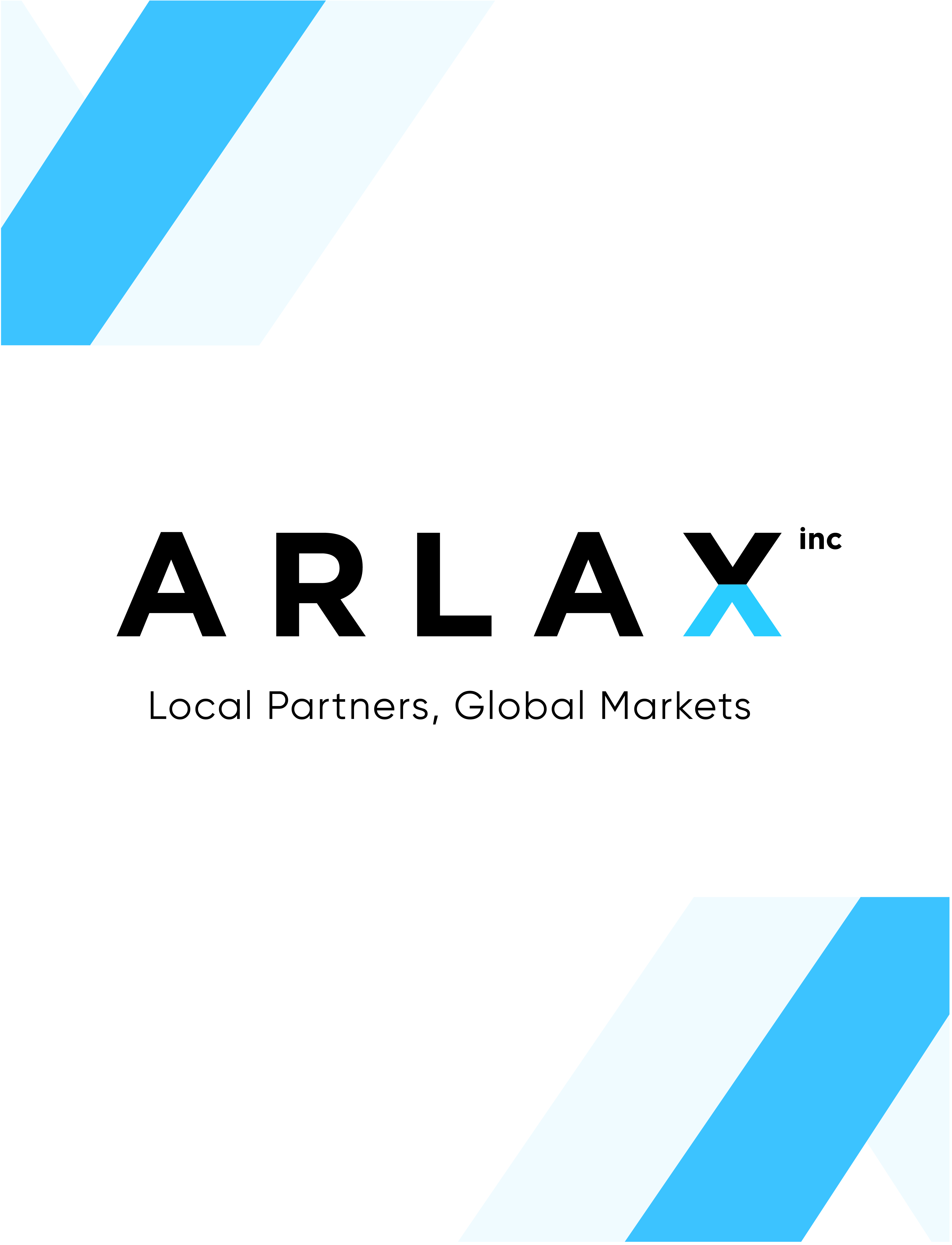 Arlax Logo and Branding Design