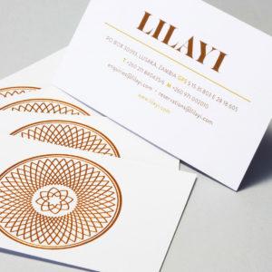 Lilayi Lodge Branding Design