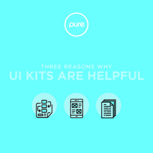 Why UI Kits Are Helpful Infographic