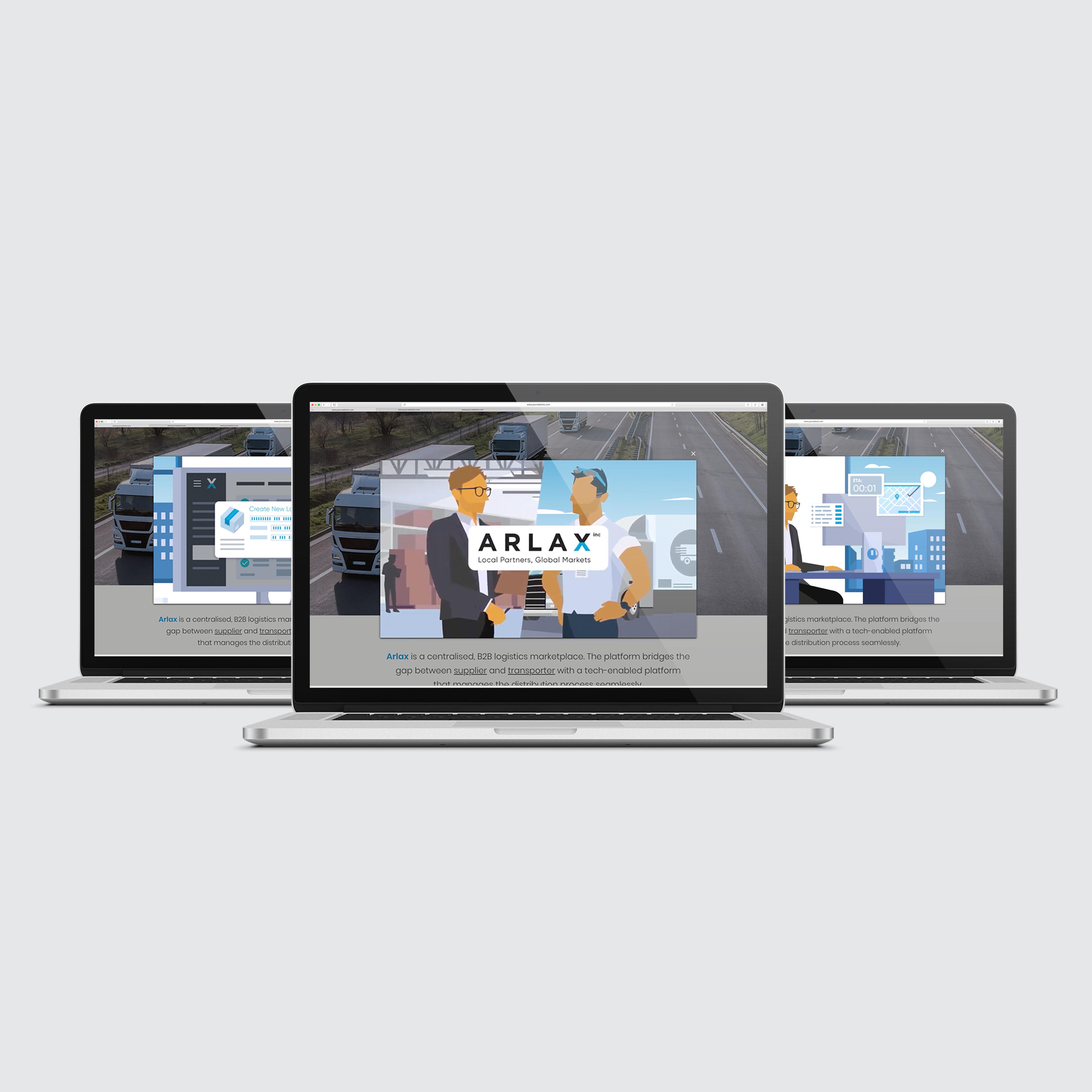 Pure Blog Post Marketing Through Animation