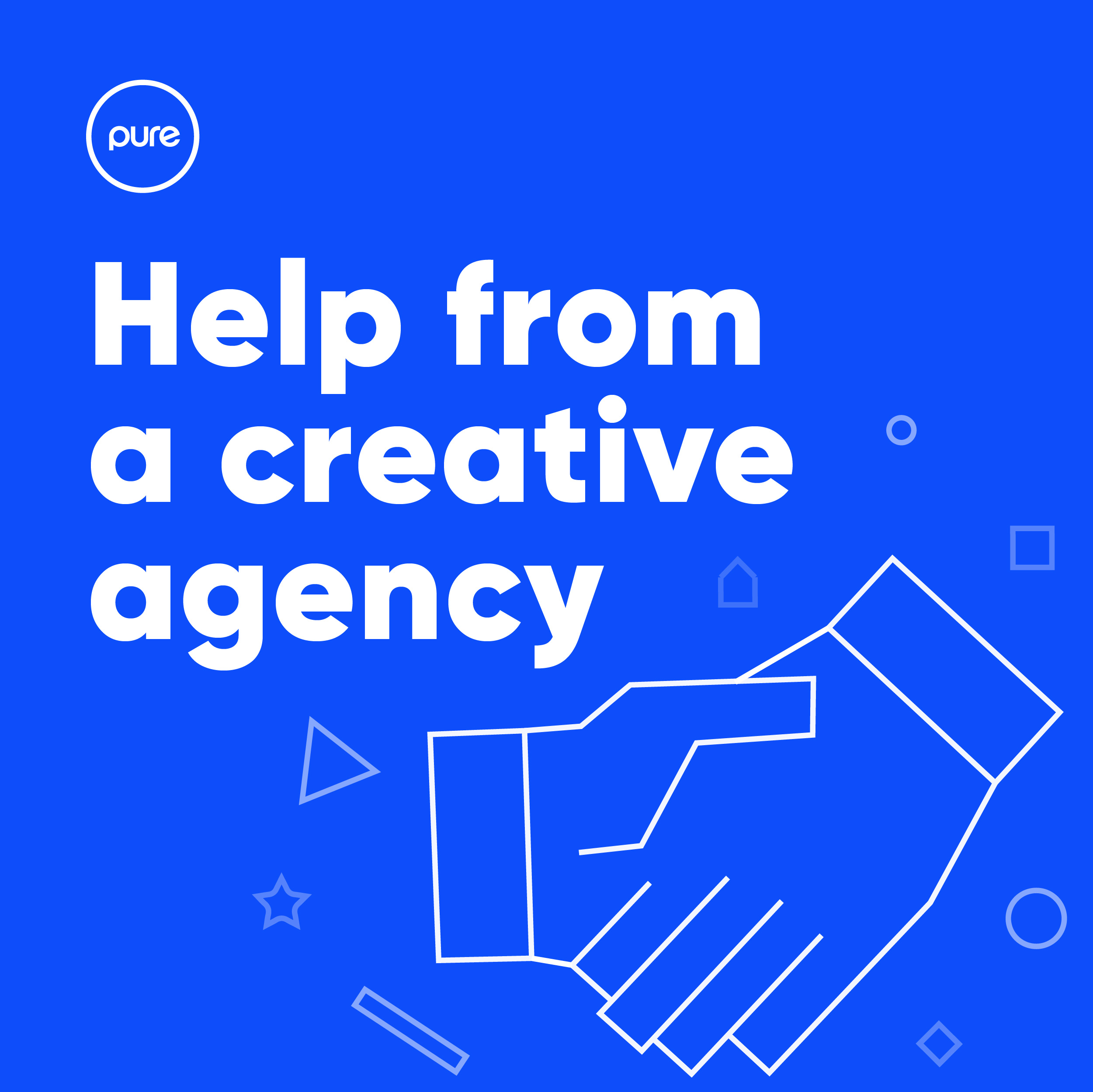 Pure Creative How A Creative Agency Can Help Your Brand's Marketing Blog Post